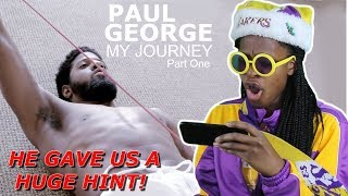 LAKERS FAN REACTS - Paul George: My Journey (Part 1)