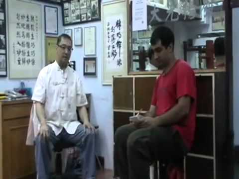 WING TSUN LEUNG TING INTERVIEW IN HONGKONG PART 6
