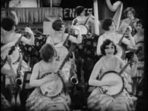 1928 - Banjo's blues...
