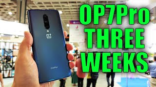 OnePlus 7 Pro: 3 weeks and a trip to Taipei