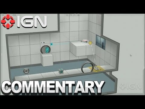 Portal 2 - Perpetual Testing Initiative Commentary