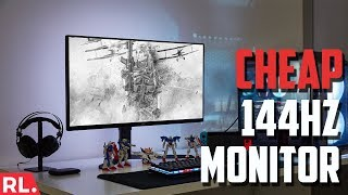 5 Best Cheap 144hz Monitors for 2019