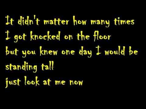 Justin Bieber Believe (lyrics) Pitched Voice video