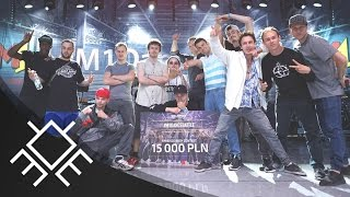 Najlepsze sety Sztewite Cats Claw na M1 Dance Battle!