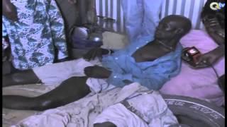 NYOKA MWILINI: Jamaa anadai nyoka ameingia miguuni mwake