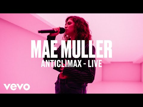 Mae Muller - Anticlimax (Live) | Vevo DSCVR