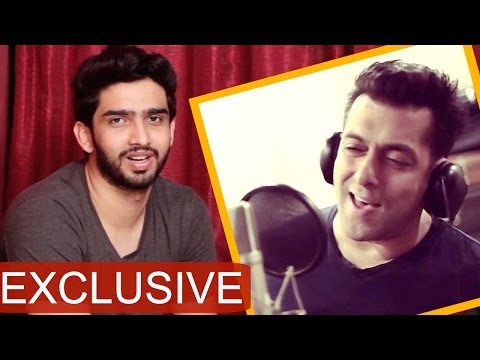 Before & After Jail Sentence : How Salman Khan Recorded Hero's Title Track?
