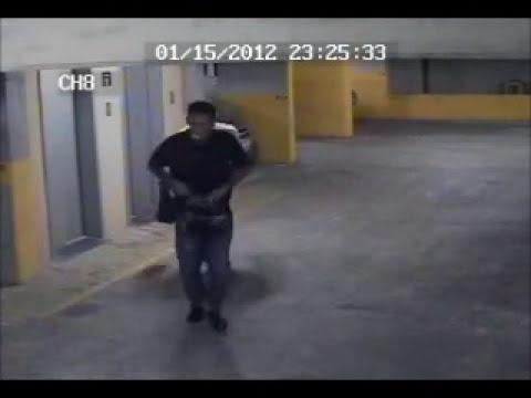 Robo Residencias San Rafael II 15/01/2012