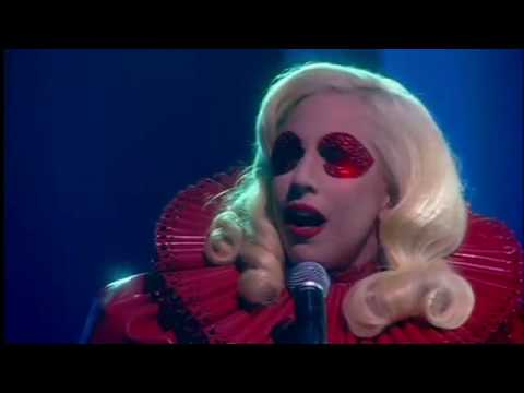 Lady Gaga - Speechless Live for Queen Elizabeth at Royal Variety Performance Music Videos