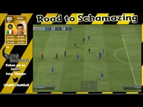 FIFA 13 Ultimate Team - Road to Schamazing - Ep 10 - PSN GIVEAWAY