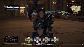 Let's Play Final Fantasy XIV: Stormblood - Patch 4.4, Omega 9.0-12.0 (Live)