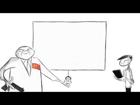 Hiding the truth about Tiananmen Square