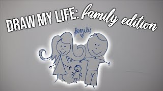 DRAW MY LIFE (FAMILY EDITION)