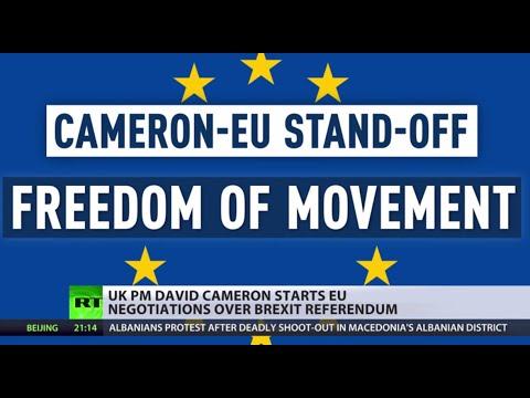 EU-Britain Standoff: Cameron begins Brexit negotiations