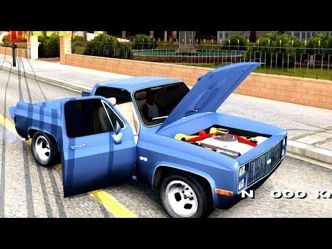 1985 Chevy Silverado SS - GTA San Andreas