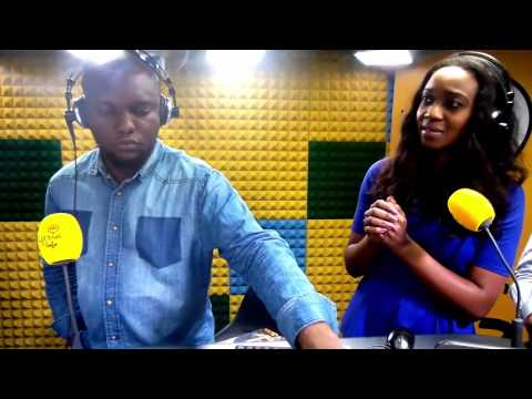 MORNING CROSSFIRE - Guest: Ilyasah Shabazz & ROWEAD | Nigeria Info FM
