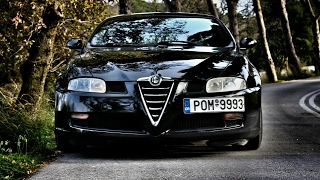 Alfa Romeo Gt 2.0 Jts - Hill Climb - Filerimos 5-1-2016