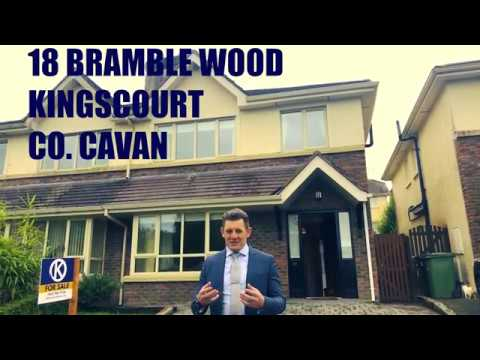 FOR SALE: - 18 Bramble Wood, Kingscourt, Co. Cavan
