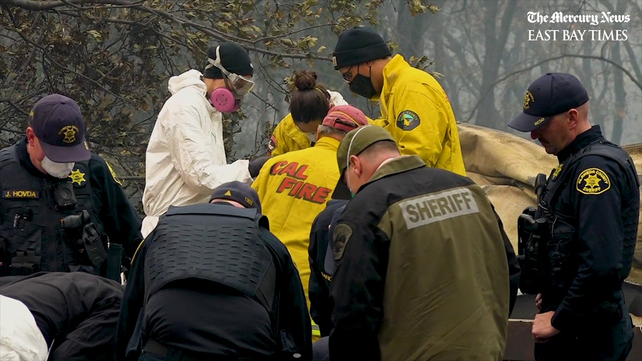 #CampFire: Butte County Sheriff confirms 56 dead in Northern California blaze