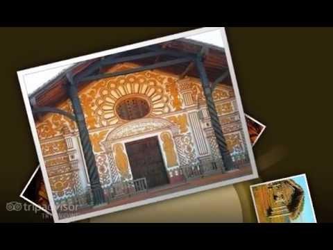 Concepción: Jesuit Missions of Bolivia - Bolivia Tourism
