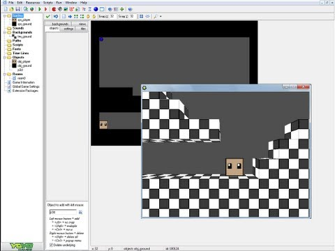 Game Maker - 3D Platformer Tutorial