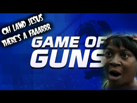 Oh Lawd Jesus theres a Fire! Gun Game!