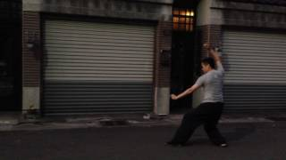 八極連環拳 baji quan 八極拳 Chinese martial arts KongFu