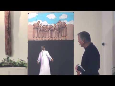 Children's Bible Talk - Joseph (Part 2)