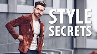 Style Secrets To Look Better Than Other Guys | How To Look Better Instantly  | Alex Costa