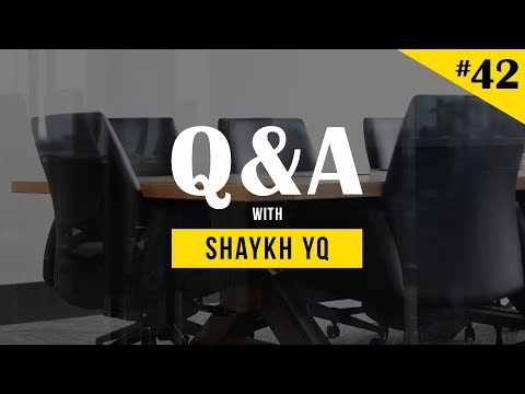 Meetings Where Alcoholic Drinks Are Present | Ask Shaykh YQ #42