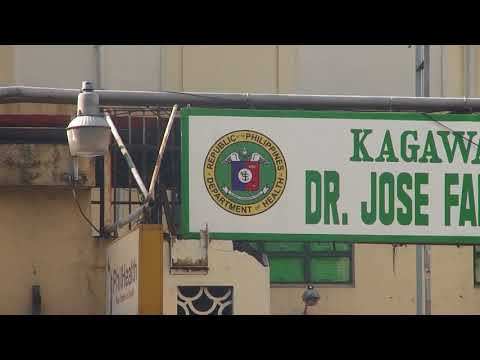 File footage - DOH Fabella hospital [Santa Cruz, Manila; Nov 2014] HD