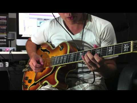 Norman Brown-Let's take a ride Ibanez GB100