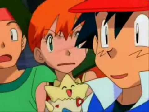 Ash And Misty~ Trainers In Love video