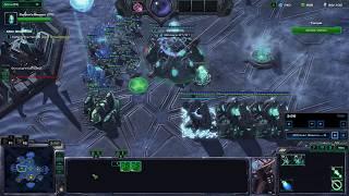 StarCraft 2 Co-Op Zeratul The economy focus build!