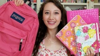 Back To School Essentials! (For Middle & High School)