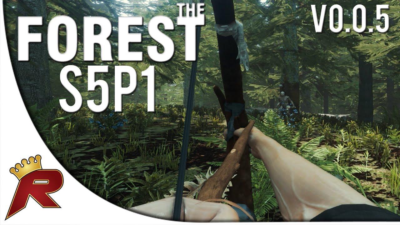 как ловить животных в the forest