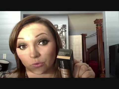 SMASHBOX : studio skin 15 hour wear foundation spf 10 Review / Tutorial
