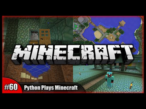 Python Plays Minecraft || Ring Road, Cooker & Empire Pathways! || Minecraft Survival PC [#60]