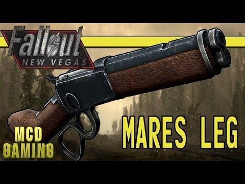 Mares Leg - Fallout New Vegas - Mod Spotlight