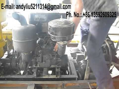 hydraulic drilling rig video 01 for upload