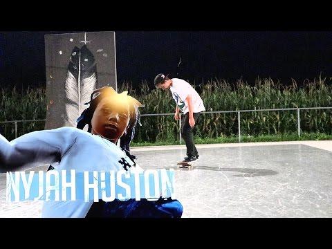 Tony Hawk Special Tricks In Real Life - Nyjah Huston Trick