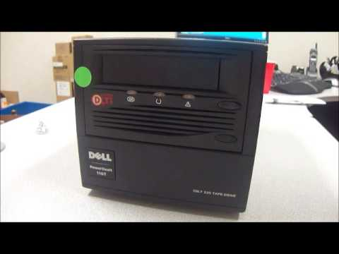 Dell TR-S23BA PowerVault 110T 160/320GB SDLT Tape Drive