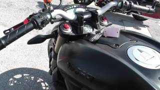 016633 - 2014 Ducati Streetfighter 848 - Used Motorcycle For Sale