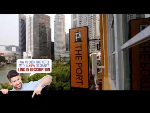The Port by Quarters Hostel, Singapore, Singapore, HD Review