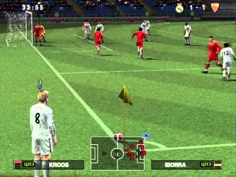 PES 2014 (PS2) Real Madrid vs Sevilla - UEFA Super Cup