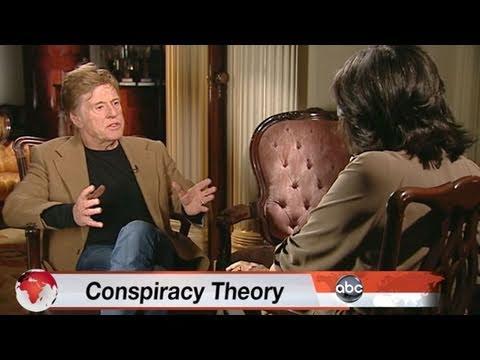 "Robert Redford Interview: ""The Conspirator"""