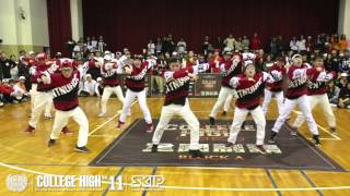 Hip Hop Prelim A12 師範大學 | 151219 College High vol.11 Stage4