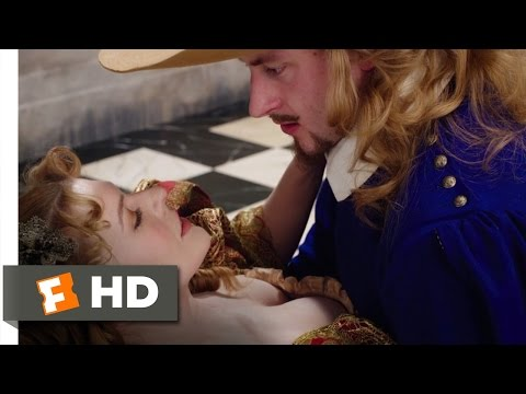 The Three Musketeers (5/9) Movie CLIP - Blind Venetians (2011) HD