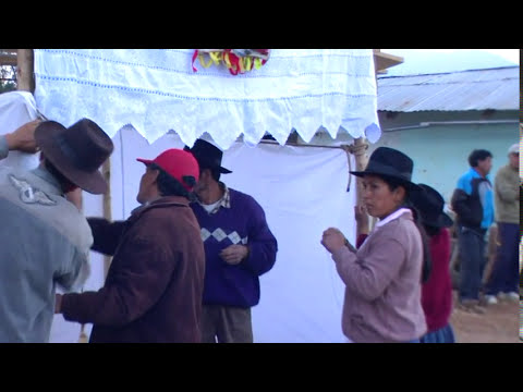 HUACHOCOLPA FIESTA DE SANTA ROSA 2012 (1ª Parte)