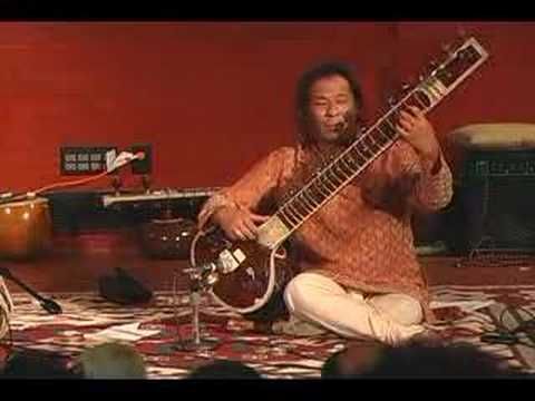 Amazing Sitar Player